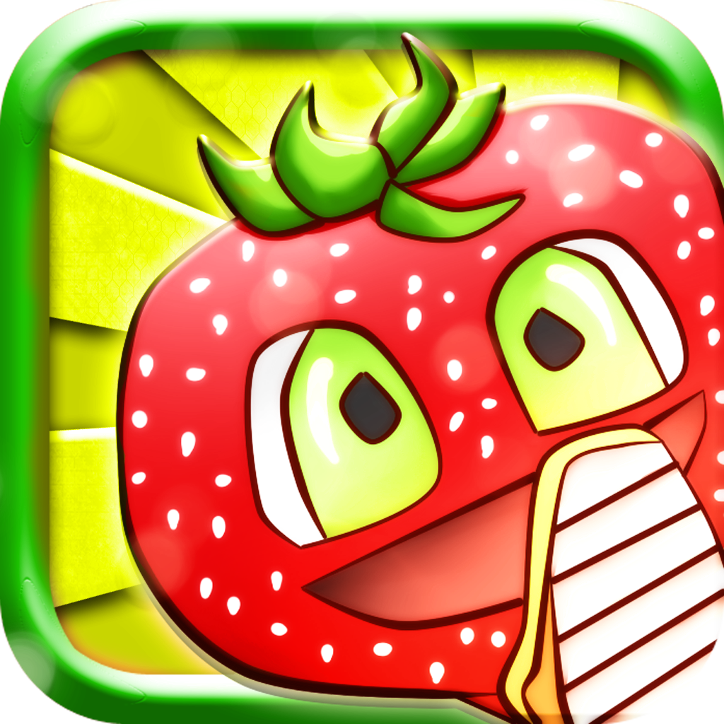 A Monster Meatballs Rush - Fruit Dash Edition FREE Game!