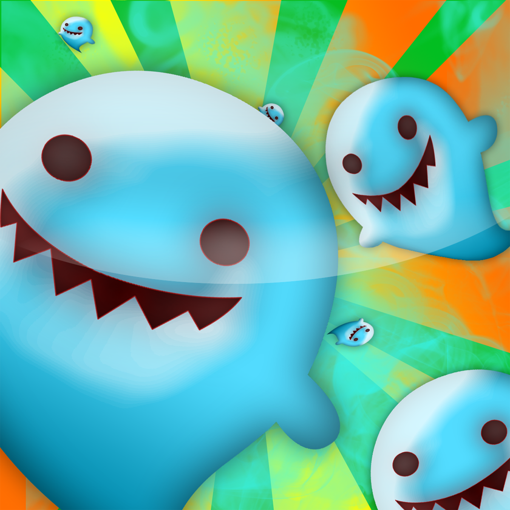 A Ghost Puzzle Game: Addictive and challenging ghost crushing game for boys, girls and kids